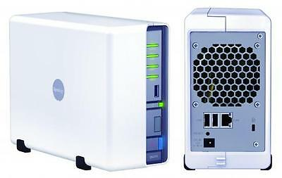 Synology DS210j Budget Friendly 2 bay NAS Server for Home and Small Business