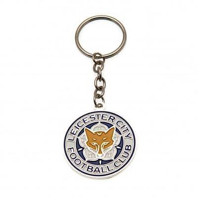 Leicester City F.C. Keyring Champions CR Brand New Official Licensed Product