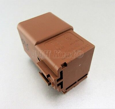 516-Peugeot Citroen Engine Cooling Fan 4-Pin Brown Relay 12V 50A 250030 Omron