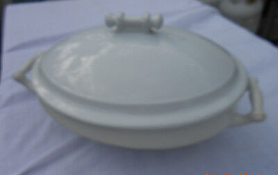 Vintage Cockson & Chetwynd Imperial Ironstone China Covered Casserole