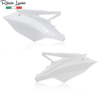 Kawasaki Seitenteile side panels KXF USA 450 2016>;  Acerbis Made in Italy