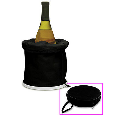 NEW WillChill Collapsible Wine Cooler Black