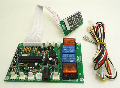 JY14-2 volume control board for coin change machine water vending machine