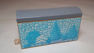 STONE TUNNEL #2 Thomas Friends Wooden Railway CLICKITY CLACK Train Track