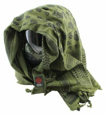 Paintball Assassin - Shemagh - Dark Olive.