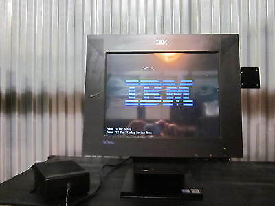 IBM NETVISTA 6274-10U AIO All in One Touchscreen POS Point of Sale Computer