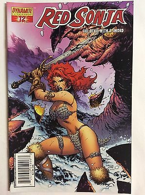 Red Sonja, She-Devil with a Sword #12 (Dynamite Entertainment) Combined shipping