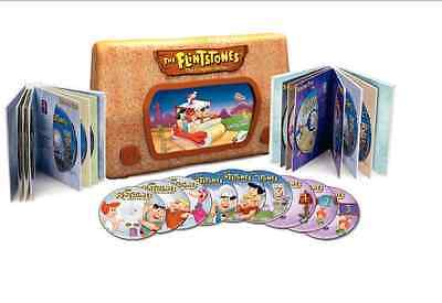 The Flintstones Complete Series Collection Season 1-6 Brand New R4