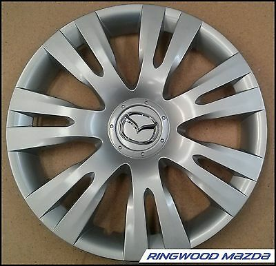 "New Genuine Mazda 2 15"" Wheel Cover Hubcap DE Model 2008-2010 Part DF7137170"