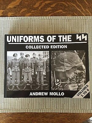 Uniforms of the SS - Collected Edition Vol 1-6 Mollo