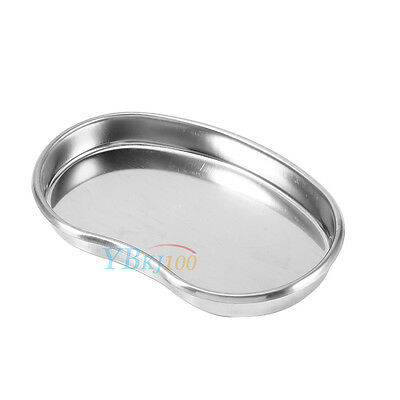 Medical Stainless Surgical Kidney Tray Bowl Dish Dental Instrument Pro Tools New