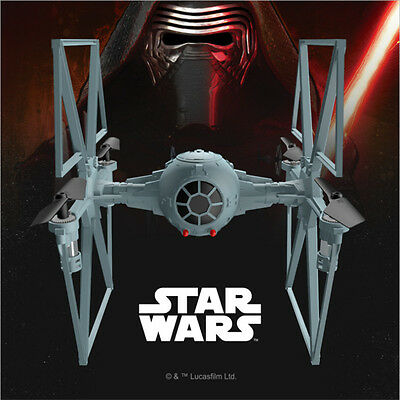 Star Wars Remote control aircraft Alloy toy model  Tie Fighter&Millennium Falcon