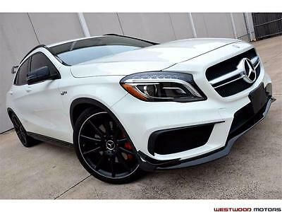 2015 Mercedes-Benz Other GLA45 AMG Highly Optioned MSRP $60k AMG Aero Pkg 2015 Mercedes-Benz GLA45 AMG Highly Optioned MSRP $60k AMG Aerodynamic Pkg