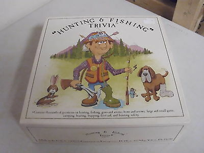 Hunting + Fishing Trivia Board Game Replacement Pieces Only