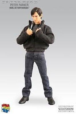 REAL ACTION HEROES Spiderman 3 - Peter Parker 1/6 Scale MEDICOM TOYS