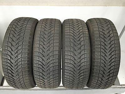 4 pneus hiver / winterbanden 205/60R16 96H MICHELIN 5 + 7MM