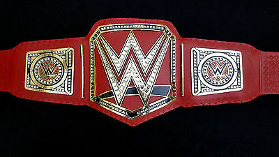 WWE Universal Champion Metal Replica Title Belt Adult Size with Free Suit case