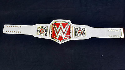 WWE Women's Champion Metal Replica Belt Adult Size with Free Suit case