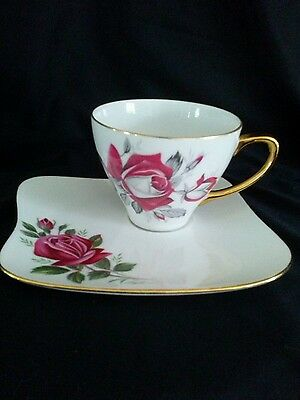 Vintage Westminster China Breakfast / Tennis Set Excellent Condition