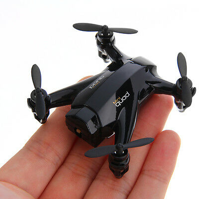 XINLIN X165 4CH Mini 2.4G RC Quadcopter with Gyro Hover 360Degree Rollover Drone