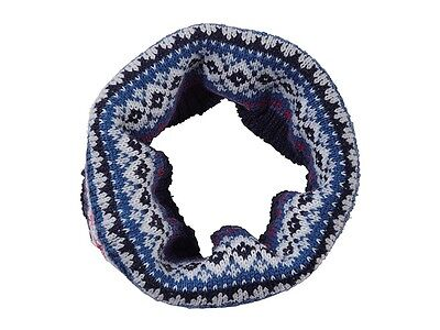 Baby Snood With soft and warm fleece lining One Size Norwegian Pattern