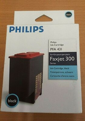 Philips PFA 431 Ink Cartridge BLACK for faxjet 300 series