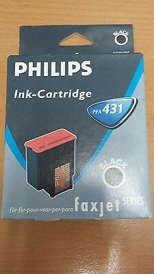 Philips PFA 431 Ink Cartridge Black for faxjet 320, 325, 355 see listing for +