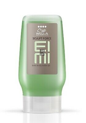 Wella EIMI Texture Sculpt Force Flubber Gel Extra Stark 125 ml