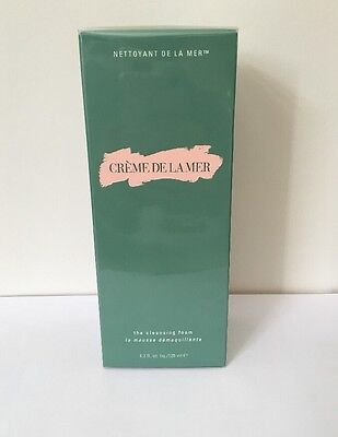 Creme De La Mer The Cleansing Foam 125ml Brand New retail Sealed RRP £65