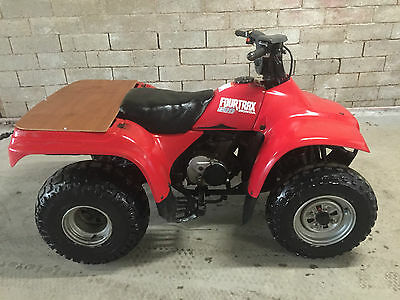 Honda Fourtrax 200 2Wd Farm Quad Bike Atv - Smallholding - No Vat