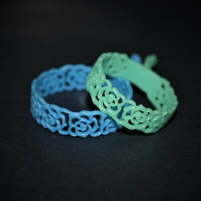 5 psc Ring Wax patterns for lost wax casting jewelry