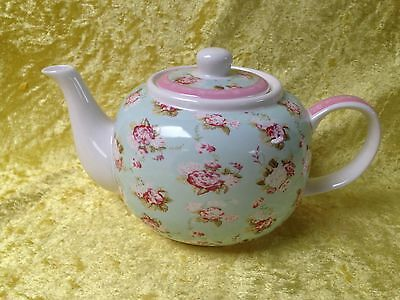 Forever England Chintz Pattern Teapot