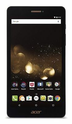 """Tablet Acer Iconia Talk S A1-734-K55J 7"""" Nero RAM 2GB 16GB Wi-Fi 4G Android"""
