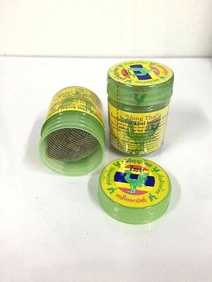 1-12 Bottles HONG-THAI Traditional Thai Herbal Inhalant Relieve,Refresh & Relaxe