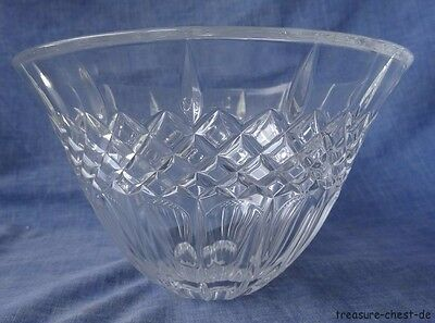 Marquis by Waterford Crystal Bowl, as new, 20cm x 12.3cm