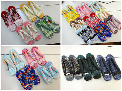 ONE PAIR of new nuno zori, Japanese handmade house slippers, many choices (O827)