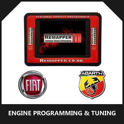 Fiat(Abarth) - ECU Remapping | Engine/Chip Tuning | ECU Programming Tool