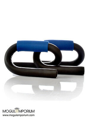 Push Up Bars Stand Pull Press Bar Foam Handle Home Exercise