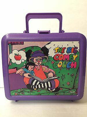 The Big Comfy Couch Aladdin Purple Lunch Box 1996 Molly The Doll Loonette