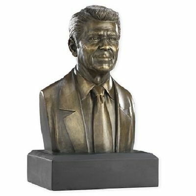 Ronal Reagan Bust Statue Sculpture Figure  - Gift Boxed