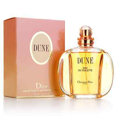 Christian Dior Dune 30ml Eau De Toilette Spray For Women - Brand New and Sealed