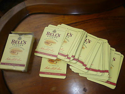 Bell's Finest Old Scotch Whisky Vintage Playing Cards In Original Box