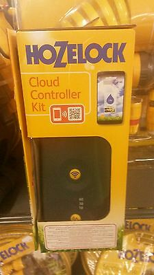 Hozelock 2216 Cloud Controller Plus Water Timer Electronic Auto Watering