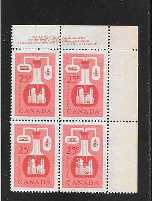 Canada Chemical Industry 25 Cents Pl. 1 U.r..# 363