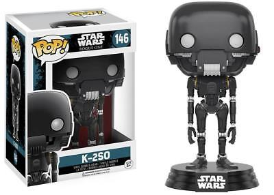 Star Wars Rogue One - K-2SO POP Figure Toy 6 X 10cm Funko Vinyl Collectable New