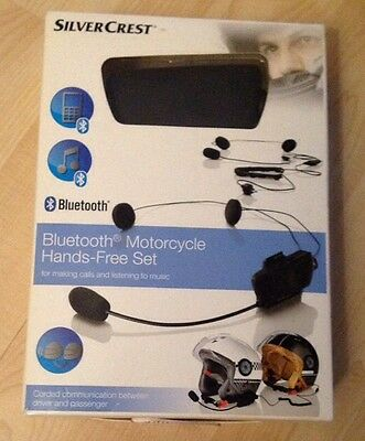 Bluetooth Motorcycle Hands Free Set