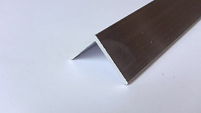 Aluminum Architectural Angle .125 x 1.5 x 1.5 x 48 in. 6063 UAAC