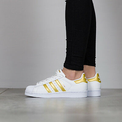 Chaussures Femmes/junior Sneakers Adidas Originals Superstar [Bb2870]