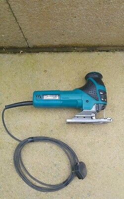 Makita 240V 4351Fct Parm Jigsaw In Good Condition