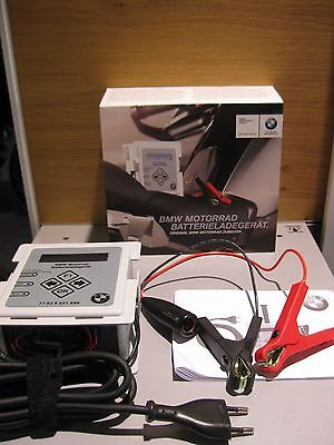 OE BMW Motorcycle Battery Charger K1600GT GTL 77028551896